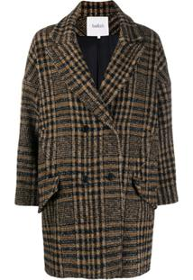 Ba&Sh Arty Tweed Jacket - Marrom