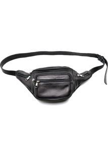 Pochete Hendy Bag Preta