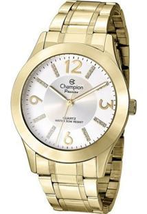 Relógio Champion Passion Cn29418H - Feminino-Incolor