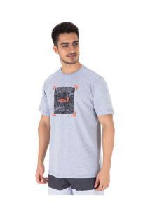 Camiseta Fatal Estampada 22094 - Masculina - Cinza