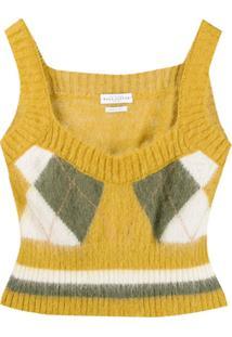 Ballantyne Blusa De Tricô - Amarelo