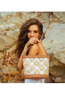 Bucket Bag Maya Honey Yellow | Schutz