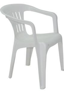 Cadeira Atalaia- Branca- 73X55X55,5Cm- Tramontintramontina