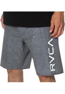 Bermuda Rvca Boardshort Big Rvca - Masculino
