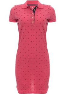 Vestido Mini Print Glam Aleatory - Feminino
