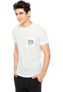 Camiseta Osklen Rustic Branca