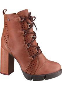 Bota Feminina Tanara Ankle Boot
