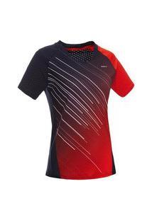 Camiseta Feminina De Badminton 560