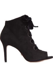 Ankle Boot - Preto