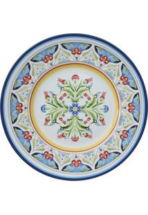 Prato Sobremesa L Hermitage Colorido