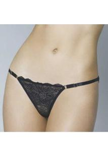 String Renda Brazilian Secret (3698) Frente Renda - Enchimento No Bumbum!