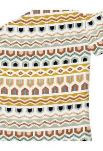 Blusa Ombro Só Estampa Oaxaca - Lez A Lez