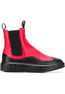 Officine Creative Chelsea Ankle Boots - Preto