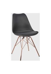 Cadeira Lara Preta Rivatti