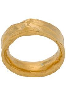Alighieri Anel 'The Limit' - Dourado