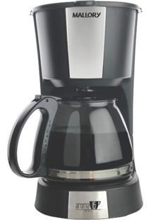 Cafeteira Elétrica Aroma Mallory - 16 Xícaras, Placa Aquecedora Antiaderente, Sistema Corta Pingos, Filtro Permanente, Pés Antiderrapantes