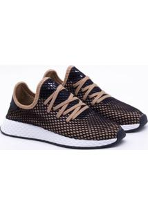 Tênis Adidas Deerupt Runner Originals Preto Masculino 39