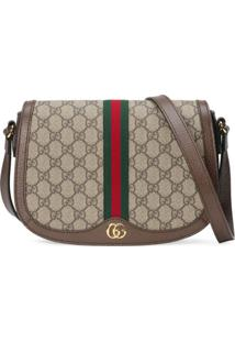 Gucci Ophidia Gg Shoulder Bag - Neutro