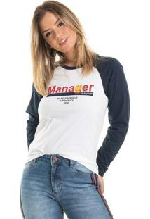Blusa Manager Branco