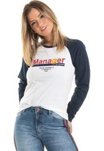 Blusa Manager Branco