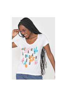 Camiseta Cantão Boa Vista Branca