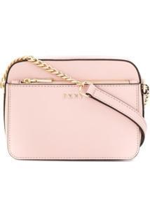 Dkny Bryant Sutton Camera Bag - Rosa