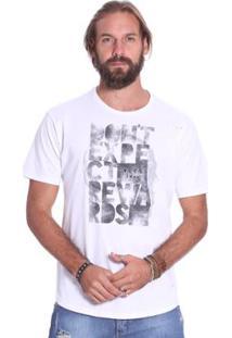 Camiseta Manga Curta Vlcs 18533 Masculina - Masculino