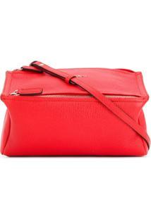 7af229266 ... Givenchy Bolsa Tiracolo Pequena De Couro - Vermelho