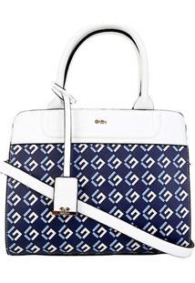 Bolsa Gash Handbag Sabrina Sato Feminina - Feminino-Azul