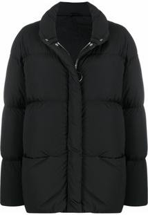 Ienki Ienki Zip-Up Padded Jacket - Preto