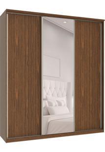 Guarda-Roupa Casal Com Espelho Premium Max 3 Pt 6 Gv Dakota