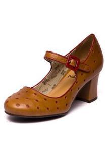 Sapato Greta - 7825 Tamarindo/Amora