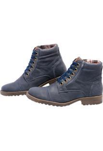 Bota Mega Boots 1000 Azul Marinho