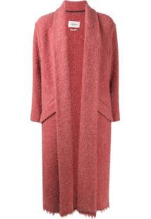 Isabel Marant Étoile Cardigan Oversized - Rosa