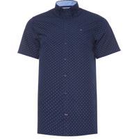 Camisa Masculina Custom Double Dash - Azul Marinho 18aadaee9a739