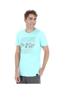 Camiseta Hd Interfernce F - Masculina - Verde Claro