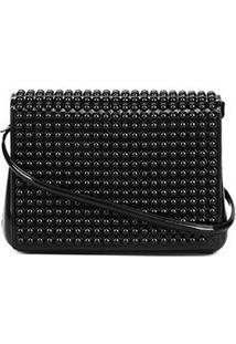 Bolsa Petite Jolie Mini Bag One Feminina - Feminino-Preto