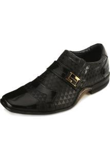 Sapato Tratos Tt18-6209 Preto