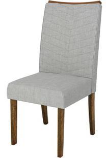 Cadeira Serena 2 Peças - Demolição Com Linho Claro