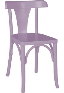 Cadeira Felice 78,5 Cm 415 Lilás - Maxima