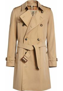 Burberry Trench Coat The Chelsea Heritage - Neutro