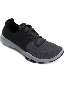 Tênis Nike Flex Control Tr3 Masculino - Masculino-Cinza