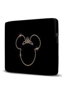 Capa Para Notebook Minnie 15.6 À 17 Polegadas