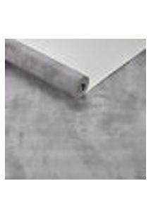 Papel De Parede Importado Vinilico Textura Cimento Queimado
