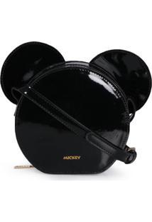 Bolsa Transversal Mickey Orelhas