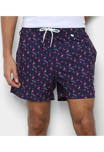 Short U.S. Polo Assn Estampado Masculino - Masculino