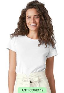 Blusa Branca Viroblock® Feminina