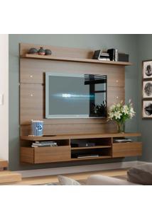 Painel Para Tv Até 50 Polegadas Live Rustic 180 Cm