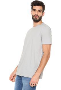 Camiseta Calvin Klein Lisa Cinza