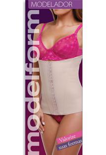 Cinta Modeladora Cotton Emborrachada Modelform Esbelt 415